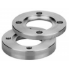 Stainless steel other inspection glass flanges DIN 28120