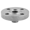 Stainless steel welding neck flanges more sealing surfaces M/F face PN 100 female face