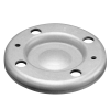 Stainless steel blind flanges pressed from sheet