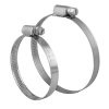 Stainless steel fittings PN 10 (ECO-Line) nozzles hose clamps