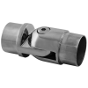Stainless steel railing construction plug fittings Joint pieces tube - tube