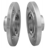 Stainless steel welding neck flanges more sealing surfaces groove and tongue
