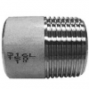Stainless steel fittings PN 10 (ECO-Line) ...with NPT-thread nipples welding nipples