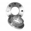 Stainless steel loose plate flanges DIN / EN ...for weld-neck collar