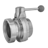 Stainless steel valves & cocks butterfly valves manual F - M