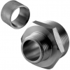 Stainless steel Threaded fittings fittings