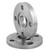 Stainless steel plate flanges DIN / EN groove and tongue DIN 2512