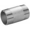 Stainless steel fittings PN 10 (ECO-Line) nipples barrel nipples made from welded pipe