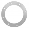 Stainless steel other flat flanges DIN 24154 series 1 / part I