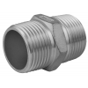Stainless steel fittings PN 10 (ECO-Line) ...with NPT-thread nipples hexagon nipples