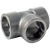 Stainless steel ANSI / ASME socket welding fittings T-pieces