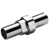 Stainless steel hecoNNECT couplings