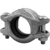Stainless steel Victaulic Standard Nutsystem pipe couplings cast iron rigid, type 07