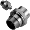 Stainless steel Threaded fittings unions