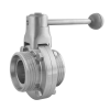 Stainless steel valves & cocks butterfly valves manual M - M