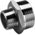 Stainless steel fittings PN 10 (ECO-Line) reducers reducing nipples