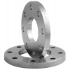 Stainless steel plate flanges DIN / EN
