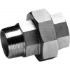 Stainless steel unions conical seat PN 10 (ECO-Line) female-/ male thread