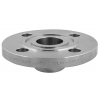 Stainless steel welding neck flanges more sealing surfaces PN 40 with groove