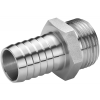Stainless steel fittings PN 16/ 20 (ISO 4144) nozzles parallel thread ISO 228
