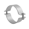 Stainless steel Beverage fittings pipe clamps