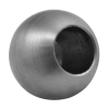 Stainless steel railing construction balls