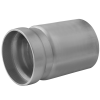 Stainless steel Victaulic Standard Nutsystem adapters groove/butt weld end