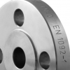 Stainless steel plate flanges DIN / EN more sealing surfaces with raised face