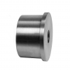 Stainless steel railing construction plug fittings Bends Connecting bend Fastening part