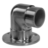 Stainless steel railing construction plug fittings Bends Wall bracket short