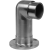 Stainless steel railing construction plug fittings Bends Wall bracket long