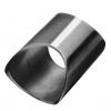 Stainless steel railing construction plug fittings Connectors for welding on