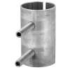 Stainless steel railing construction plug fittings Connectors