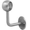 Stainless steel railing construction handrail brackets and supports other brackets with ball race