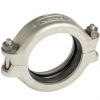 Stainless steel Victaulic Standard Nutsystem pipe couplings stainless steel