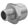 Stainless steel fittings PN 10 (ECO-Line) ...with NPT-thread reducers M x M
