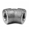 Stainless steel fittings PN 10 (ECO-Line) elbows 45°