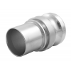 Stainless steel quick couplings Camlock type E