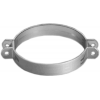 Stainless steel pipe clamps light design
