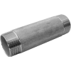 Stainless steel fittings PN 10 (ECO-Line) nipples adapters BSP x NPT