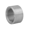Stainless steel fittings PN 10 (ECO-Line) sockets half more thread types with G-thread DIN/ISO 228
