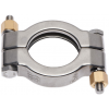 Stainless steel clamp connections more... type SSH (high pressure)