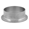 Stainless steel clamp connections clamp ferrules